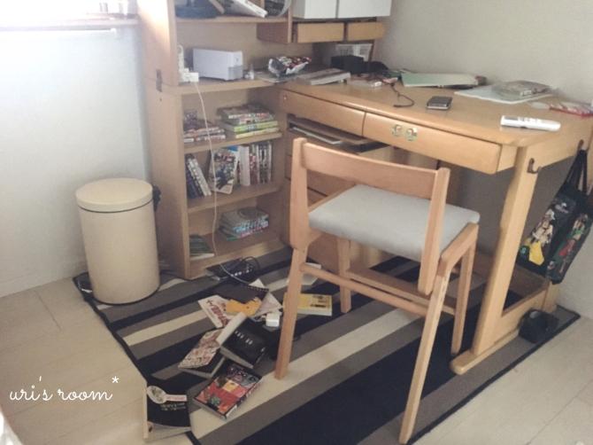 子供部屋に置いた新しいゴミ箱。そして明日からのお買い物マラソンのポチ予定は〜(´∀`)_a0341288_17273068.jpg