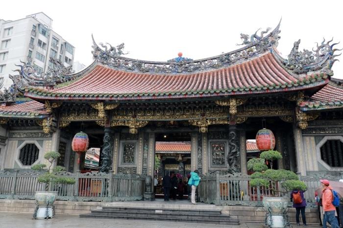【龍山寺】台湾旅行 - 14 -_f0348831_07584753.jpg