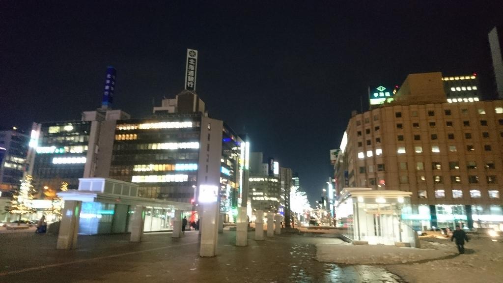 札幌駅前_b0106766_19065570.jpg