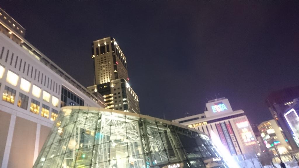 札幌駅前_b0106766_19065673.jpg