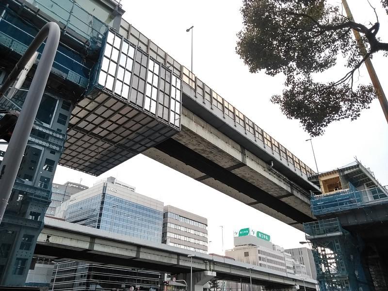 西船場JCT 西本町交差点橋梁架設工事_c0340867_20572778.jpg