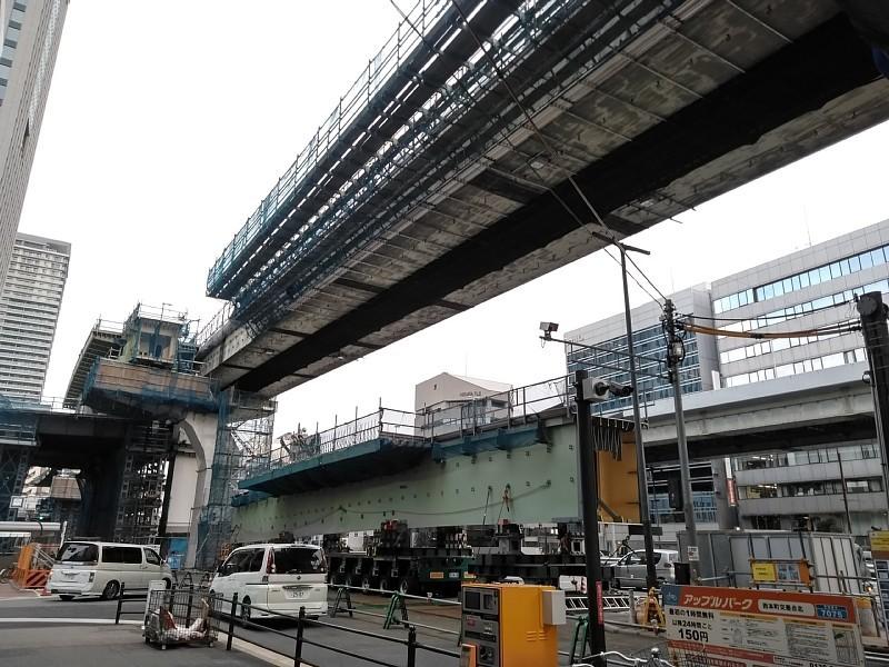 西船場JCT 西本町交差点橋梁架設工事_c0340867_21244367.jpg