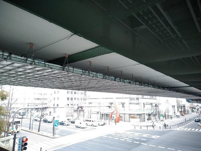 西船場JCT 西本町交差点橋梁架設工事_c0340867_21445608.jpg
