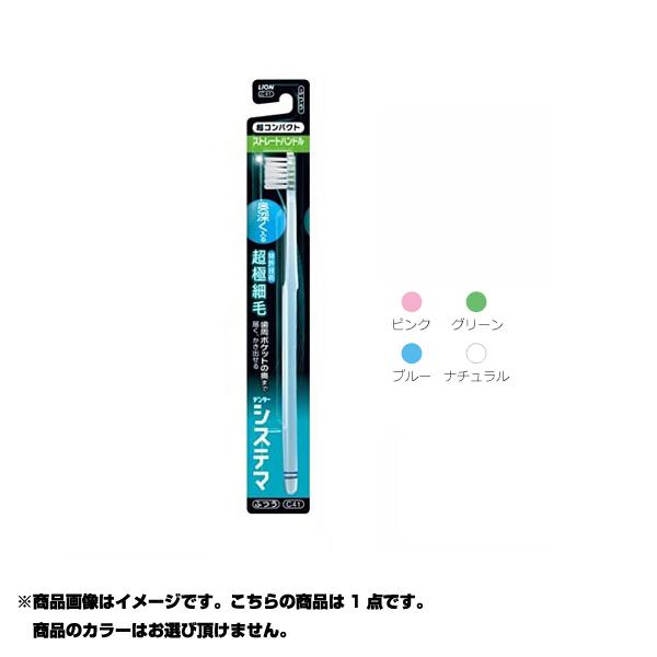 日常の中のデザイン19 歯ブラシ システマC41超コンパクト_b0074416_20335156.jpg