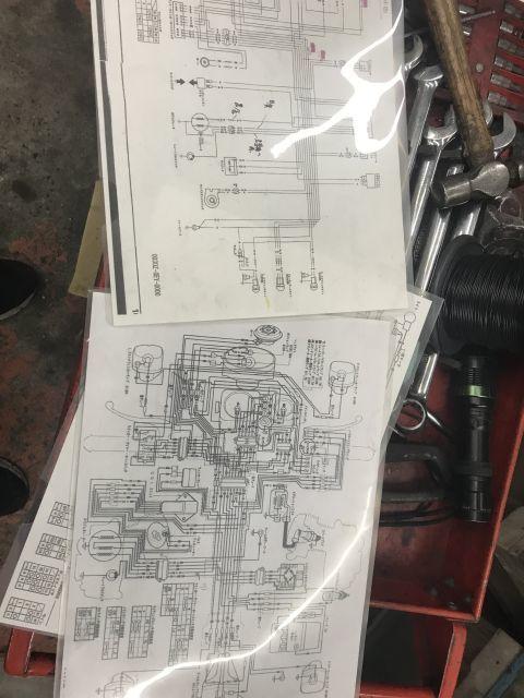 XL125S エイプハーネスで12Vバッテリーレス化!_a0164918_19204649.jpg