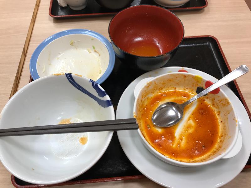 チーズタッカルビ 松屋_a0359239_20010258.jpg