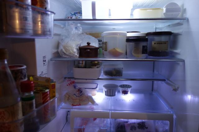 1ヶ月経って冷蔵庫の中はどうなった。次は野菜室。_d0101846_06475992.jpeg