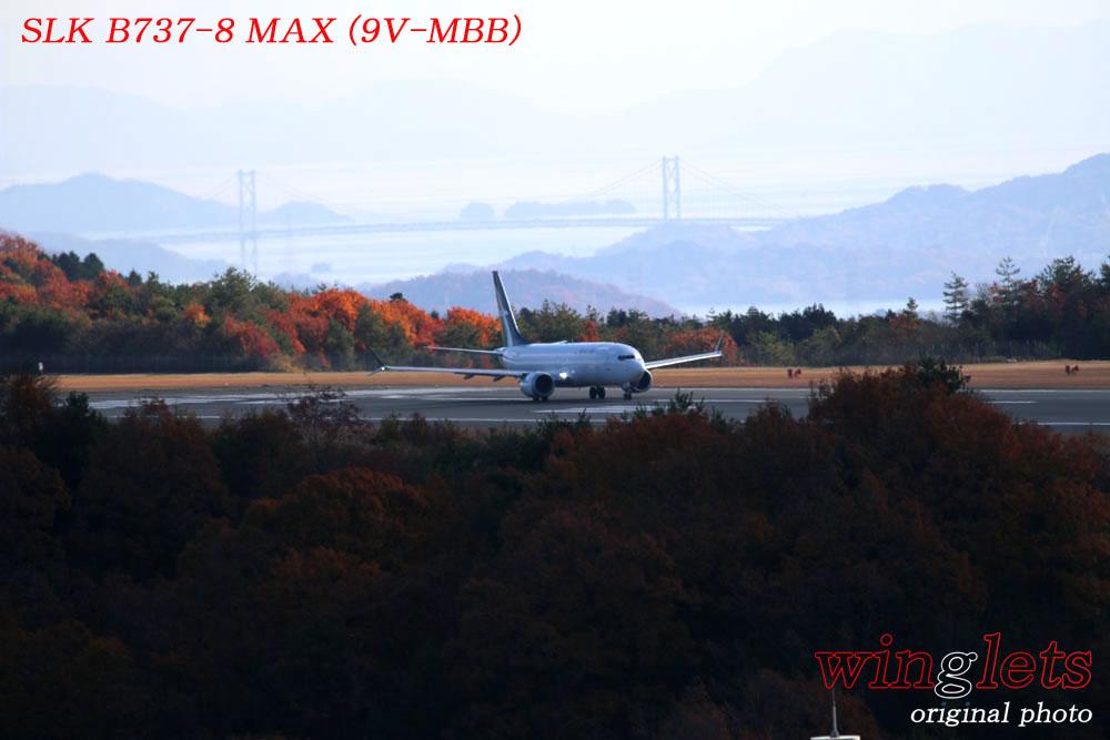 '18年 広島空港(RJOA)レポート ・・・ SLK/9V-MBB_f0352866_2221822.jpg