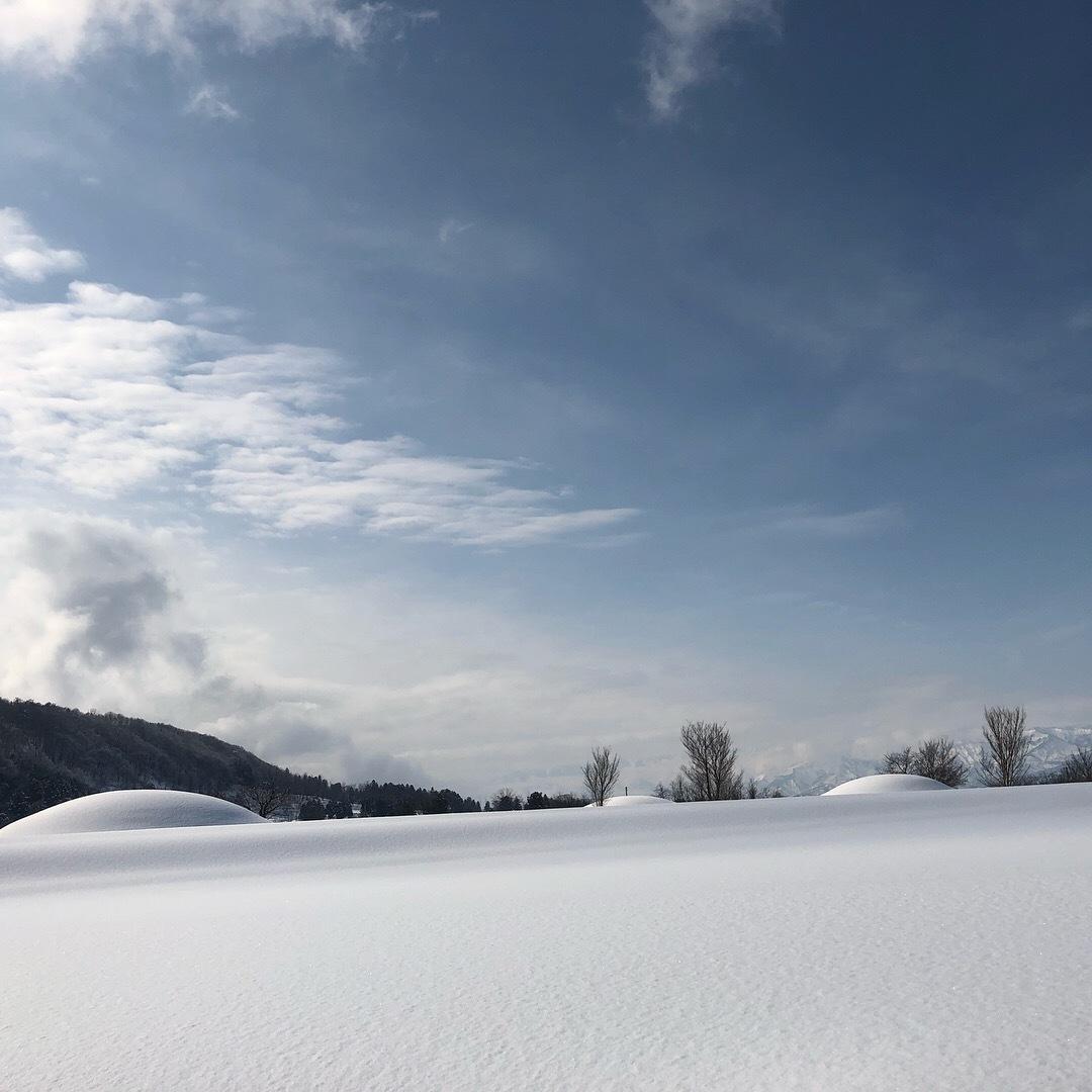 雪の宮口古墳_d0182179_19312461.jpg