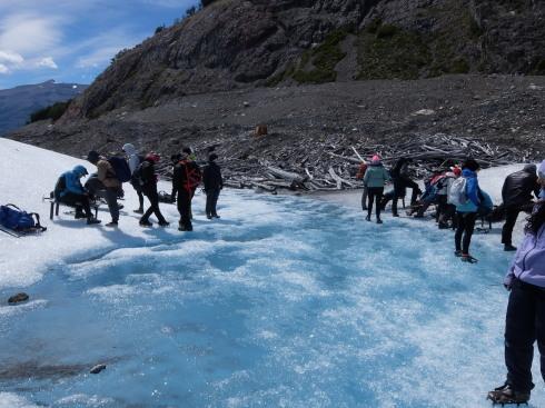 """10日目:ペリトモレノ氷河トレッキング \""""BIG ICE\""""_a0207588_18190846.jpg"""