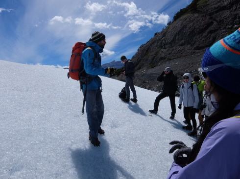 """10日目:ペリトモレノ氷河トレッキング \""""BIG ICE\""""_a0207588_18201088.jpg"""