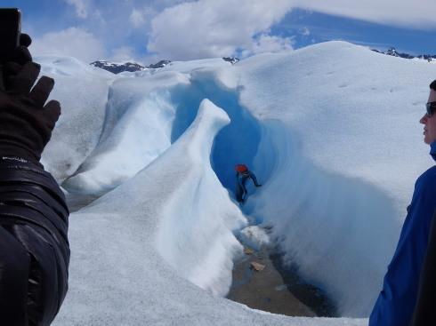 """10日目:ペリトモレノ氷河トレッキング \""""BIG ICE\""""_a0207588_18225285.jpg"""