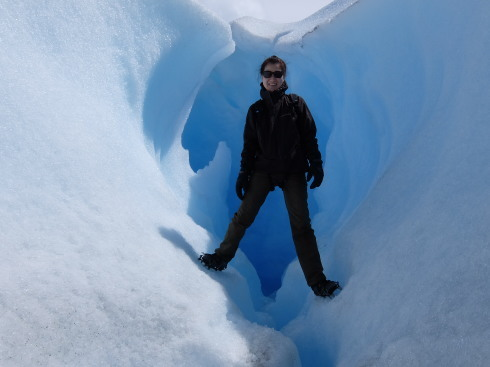"""10日目:ペリトモレノ氷河トレッキング \""""BIG ICE\""""_a0207588_18240578.jpg"""