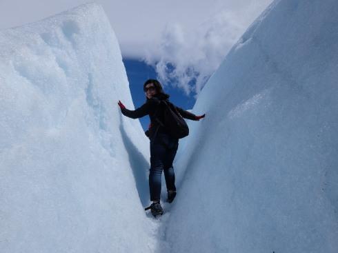 """10日目:ペリトモレノ氷河トレッキング \""""BIG ICE\""""_a0207588_18283342.jpg"""