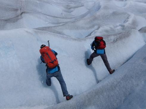 """10日目:ペリトモレノ氷河トレッキング \""""BIG ICE\""""_a0207588_18291931.jpg"""