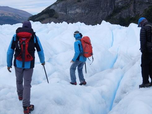 """10日目:ペリトモレノ氷河トレッキング \""""BIG ICE\""""_a0207588_19265605.jpg"""