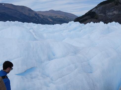 """10日目:ペリトモレノ氷河トレッキング \""""BIG ICE\""""_a0207588_19265734.jpg"""