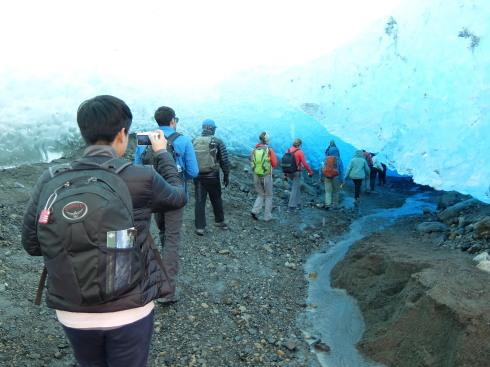 """10日目:ペリトモレノ氷河トレッキング \""""BIG ICE\""""_a0207588_19344958.jpg"""