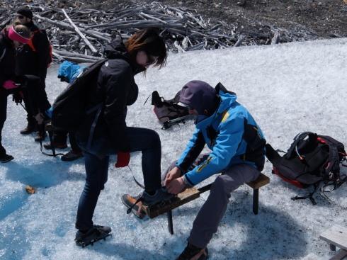 """10日目:ペリトモレノ氷河トレッキング \""""BIG ICE\""""_a0207588_21154899.jpg"""