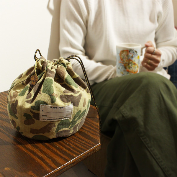 【RECOMMEND】Hand Light × SD Personal Effects Bag_a0076701_17265367.jpg
