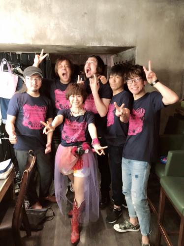 ありがとう💕「Chihiro Yonekura LIVE CARNIVAL 2018~Give me five!~ 」メモリー前編✨_a0114206_18194072.jpeg