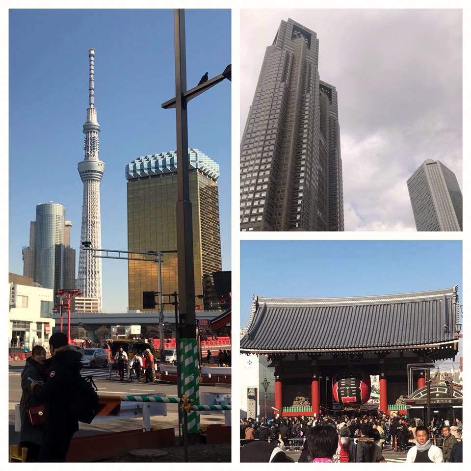 東京マラソン試走を兼ねた練習会_a0231828_20580665.jpg