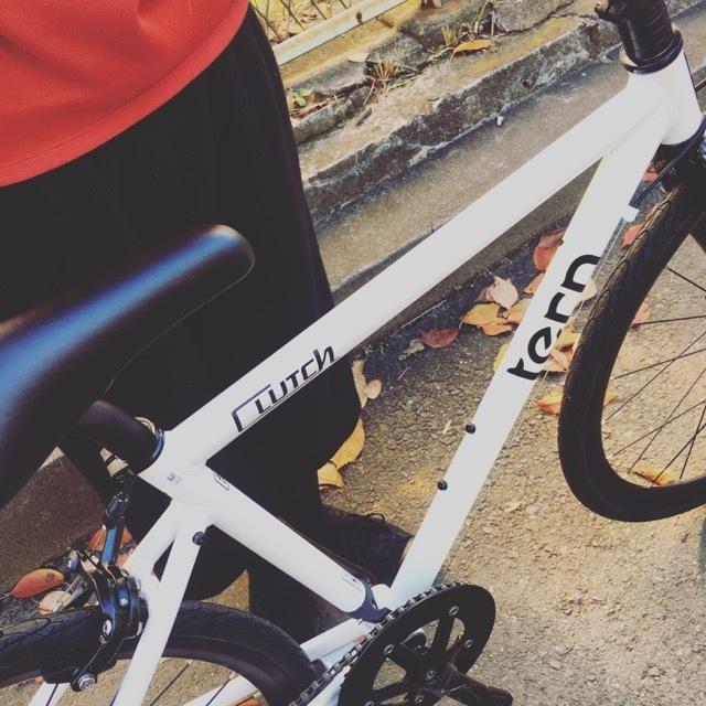 2018 tern ターン 「CLUTCH クラッチ」 クロスバイク 650c おしゃれ自転車 自転車女子 自転車ガール クラッチ_b0212032_20453761.jpg