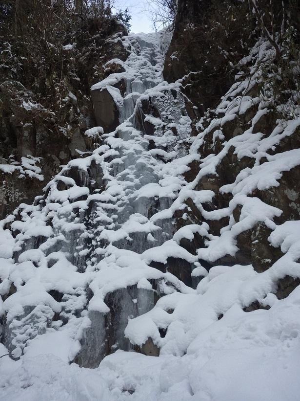 四王寺の滝と行者の滝_e0164643_10043435.jpg