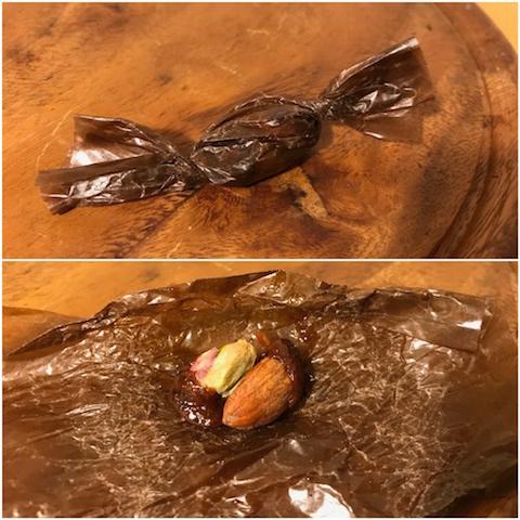 HI-CACAO chocolate stand_e0360552_08361971.jpg