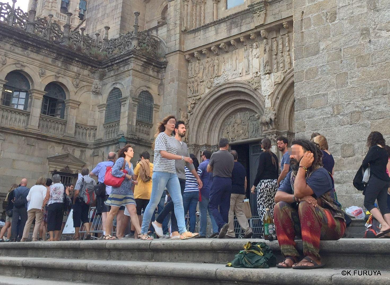 サンティアゴ・デ・コンポステーラ 街歩き その3_a0092659_23372764.jpg