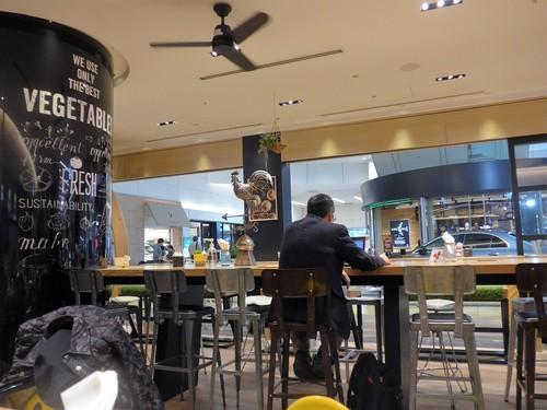 羽田空港第2ビル「エッグセレント・バイツ」へ行く。_f0232060_0145559.jpg