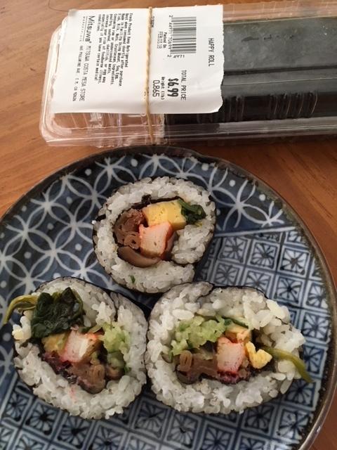 恵方巻と今川焼きー今週の日本食_e0350971_10061079.jpg
