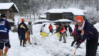 2/2 【上州雪かき道場2018】に参加しました。_a0247584_06484921.jpg