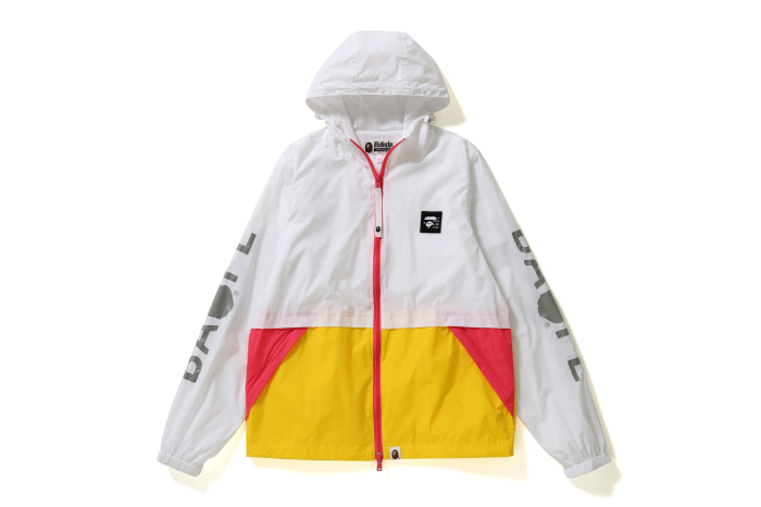COLOR BLOCK HOODIE JACKET_a0174495_16025083.jpg