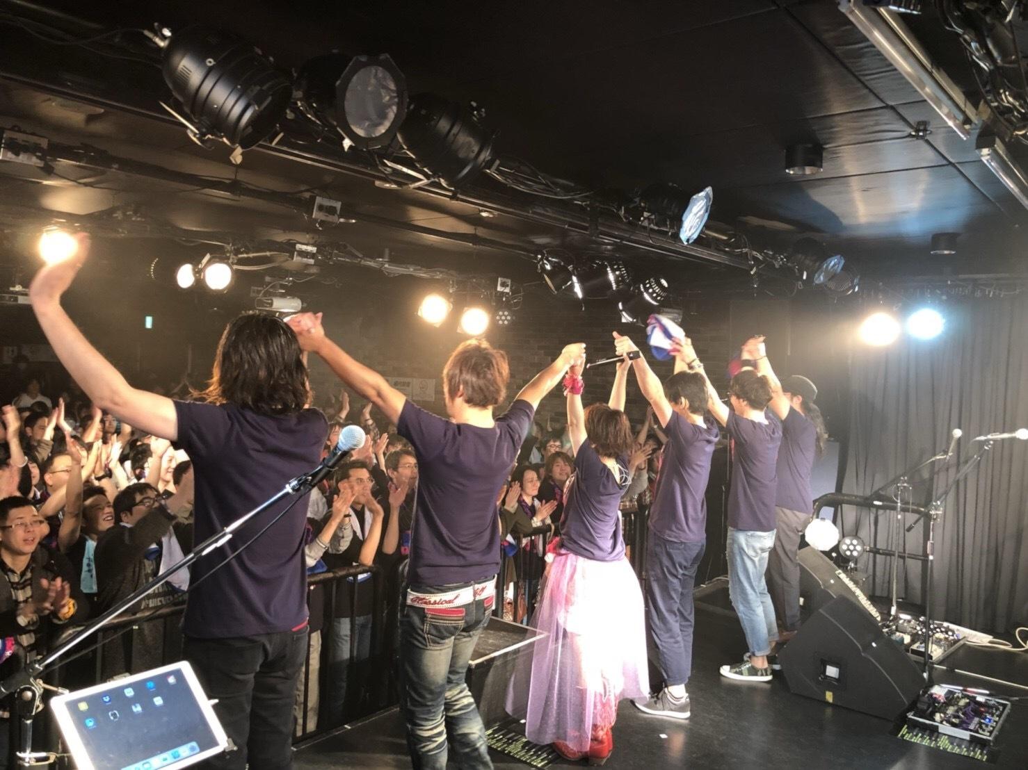 ありがとう💕「Chihiro Yonekura LIVE CARNIVAL 2018~Give me five!~ 」メモリー前編✨_a0114206_17585838.jpeg