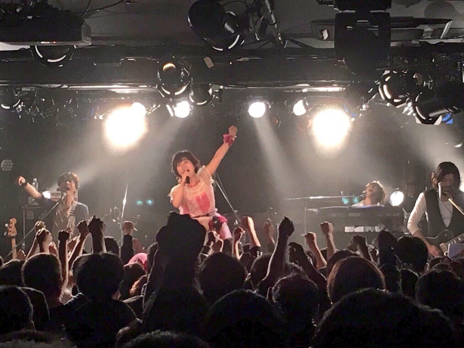 ありがとう💕「Chihiro Yonekura LIVE CARNIVAL 2018~Give me five!~ 」メモリー前編✨_a0114206_18022303.jpeg