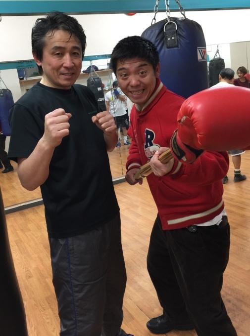 今日の昼の部は…                         ワイルドビートボクシングスポーツジム 大阪(豊中発信)_d0137112_17354335.jpeg