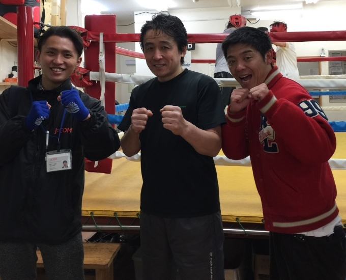 今日の昼の部は…                         ワイルドビートボクシングスポーツジム 大阪(豊中発信)_d0137112_17360192.jpeg