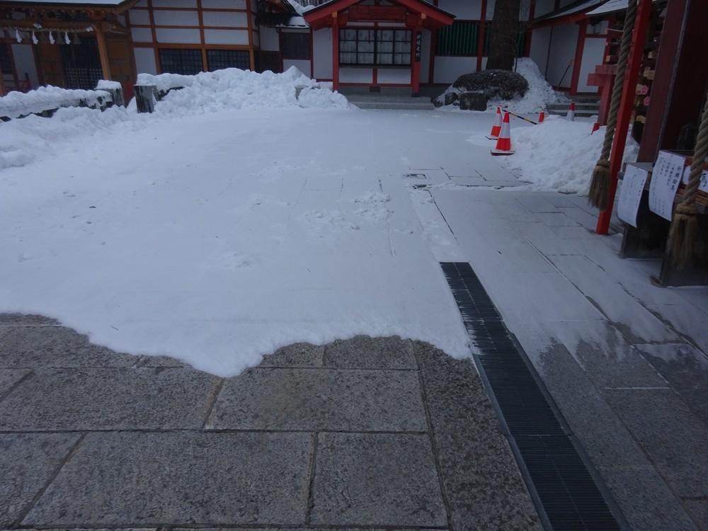 今朝も除雪から_c0111229_18375975.jpg