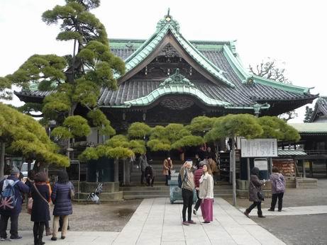 日本滞在 8. (最終日は柴又へ)_a0280569_1181.jpg