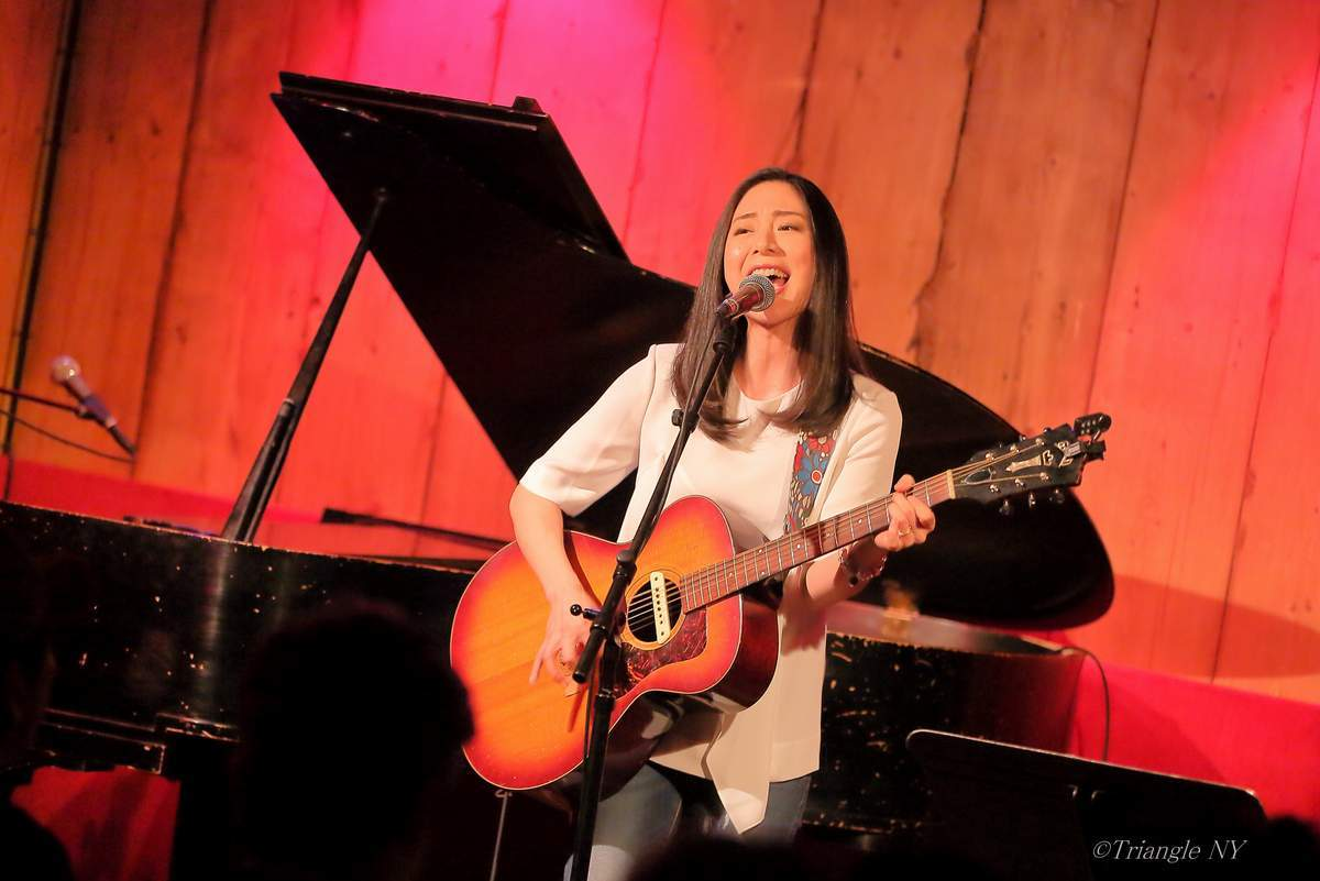 植村花菜 @ Rockwood Music Hall January 30 2018_a0274805_12205517.jpg