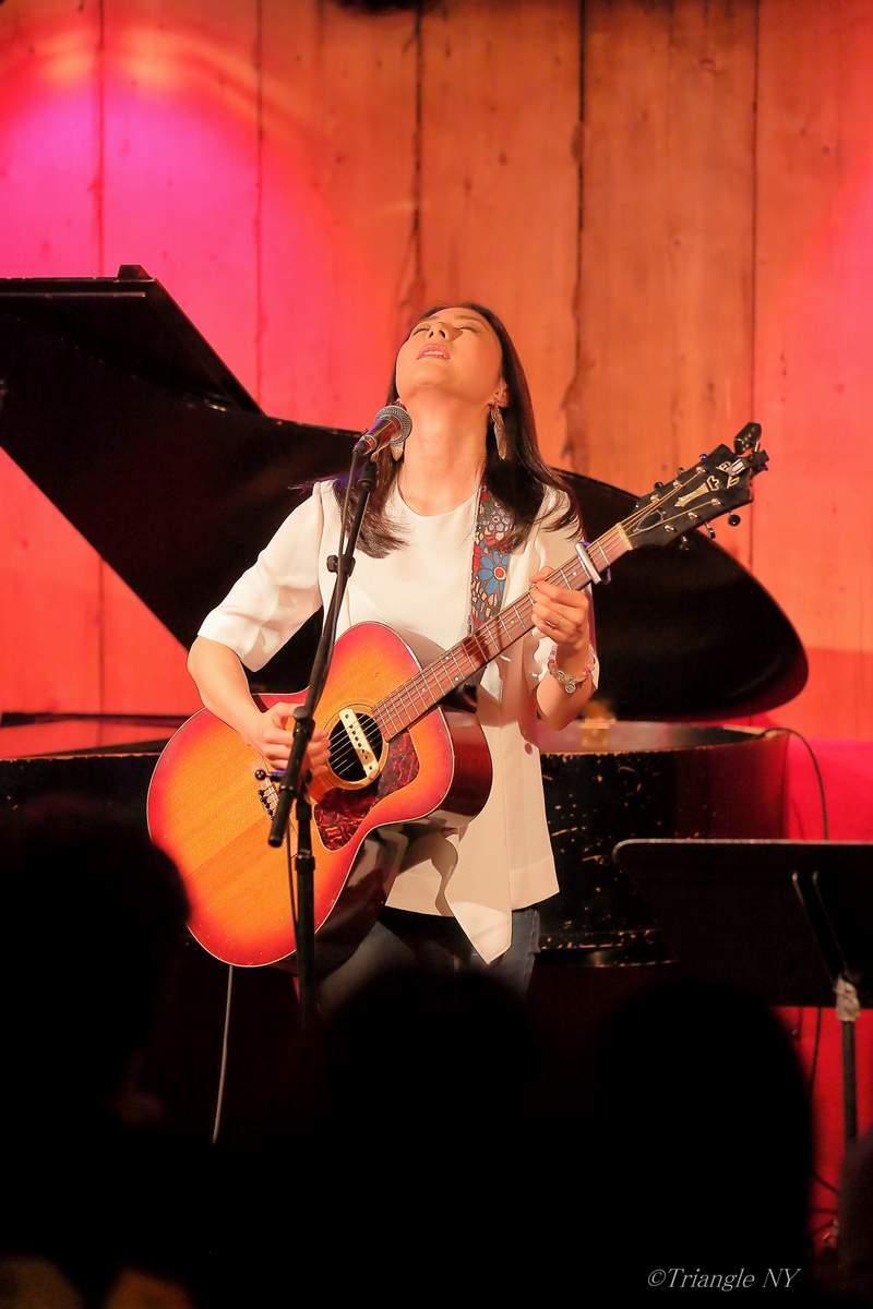 植村花菜 @ Rockwood Music Hall January 30 2018_a0274805_12213345.jpg