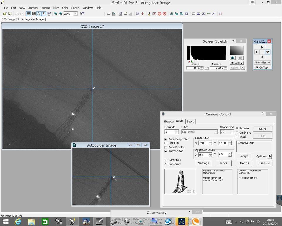 遠征望遠鏡 全体の組み上げと調整_c0061727_09543675.jpg