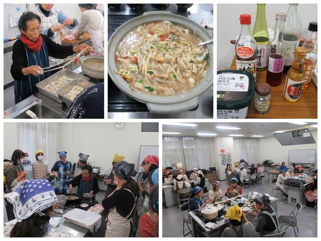 若杉ばあちゃんの料理教室_e0114963_13270072.jpg