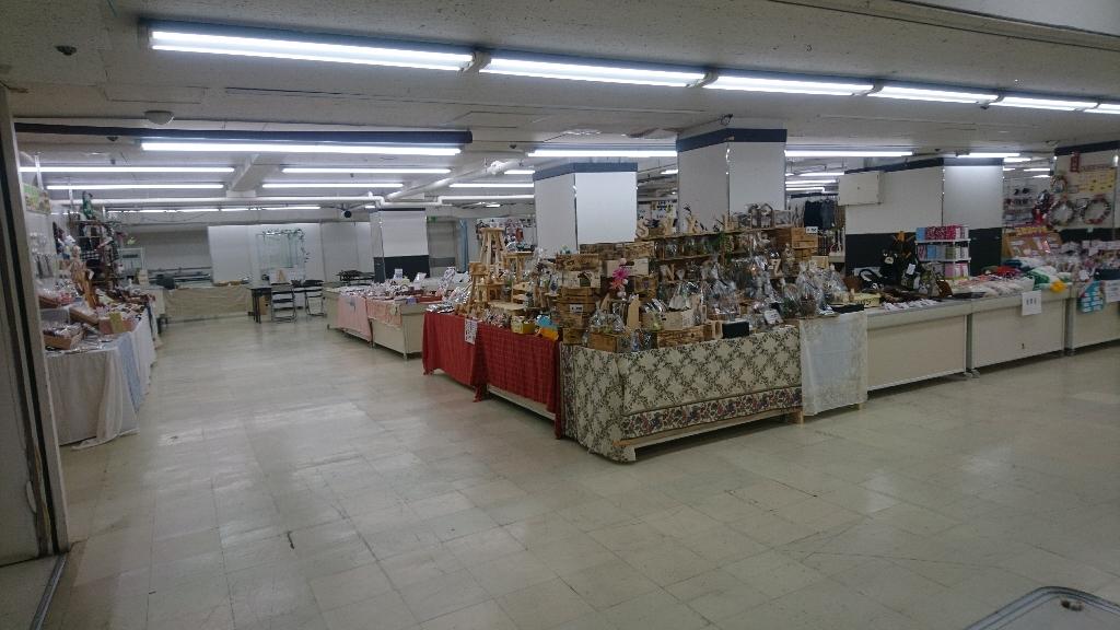 福祉展、間もなく開幕。函館駅前の棒二森屋7階催事場にて皆さんのお越しを心よりお待ちしております。_b0106766_08574172.jpg