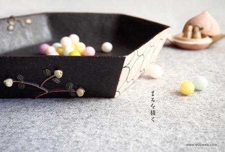 大野素子 陶展「まるを描く」_b0322280_16373868.jpg