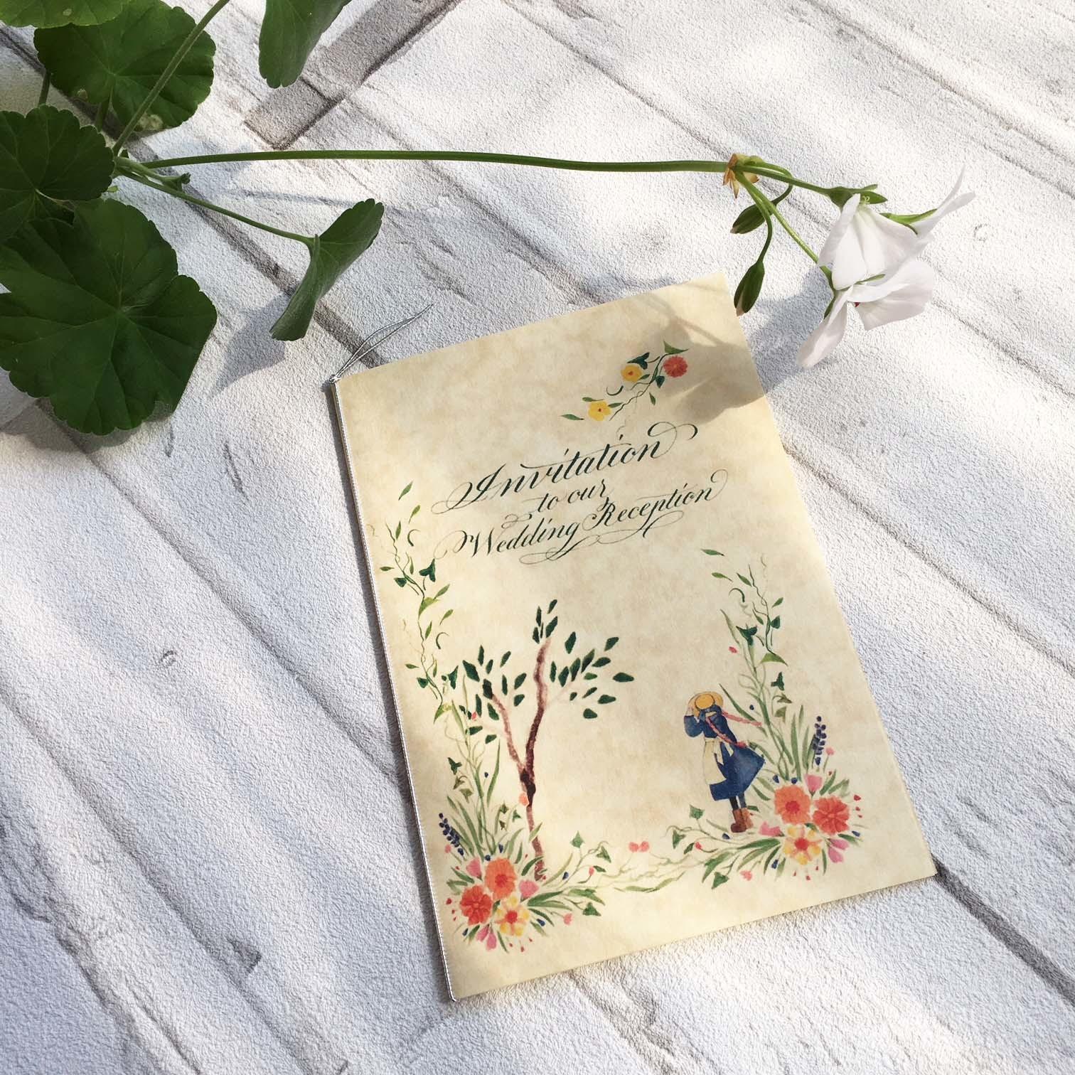 こだわりの結婚式の招待状_b0105897_12000528.jpg