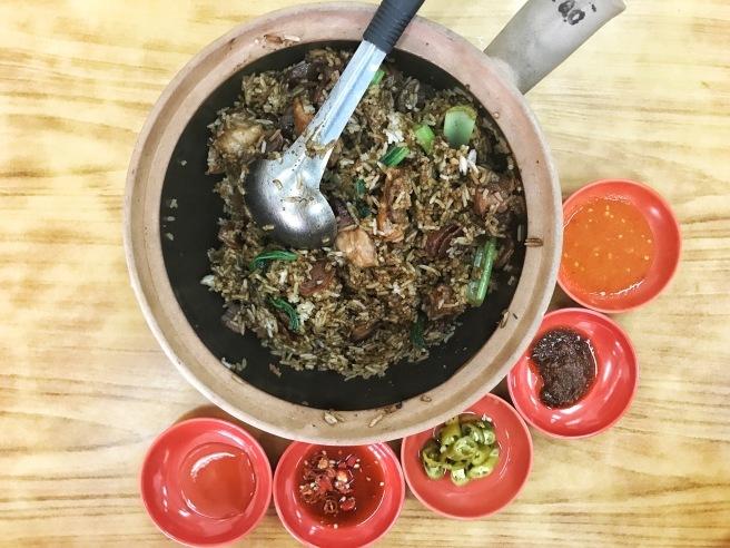 ゲイランで土鍋ご飯 クレイポットライスを@Geylang Claypot Rice_e0368107_10392287.jpeg