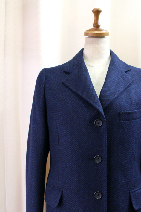 cashmere x Chesterfield Coat_b0081010_15385108.jpg