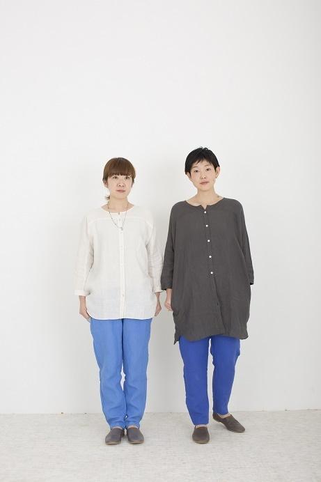 YAMMA夏に間に合うリネン展 + Umbrella reef_f0120026_17312505.jpg